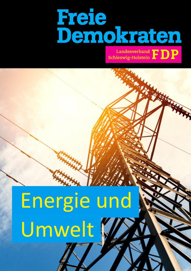 Book Cover: Energie und Umwelt