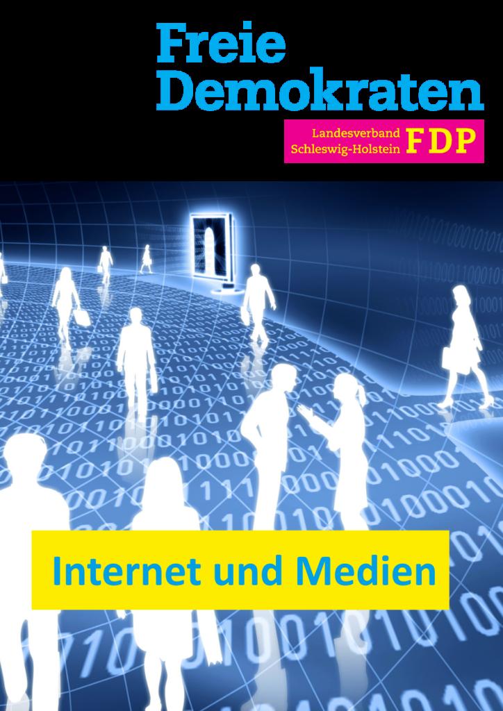 Book Cover: Internet und Medien