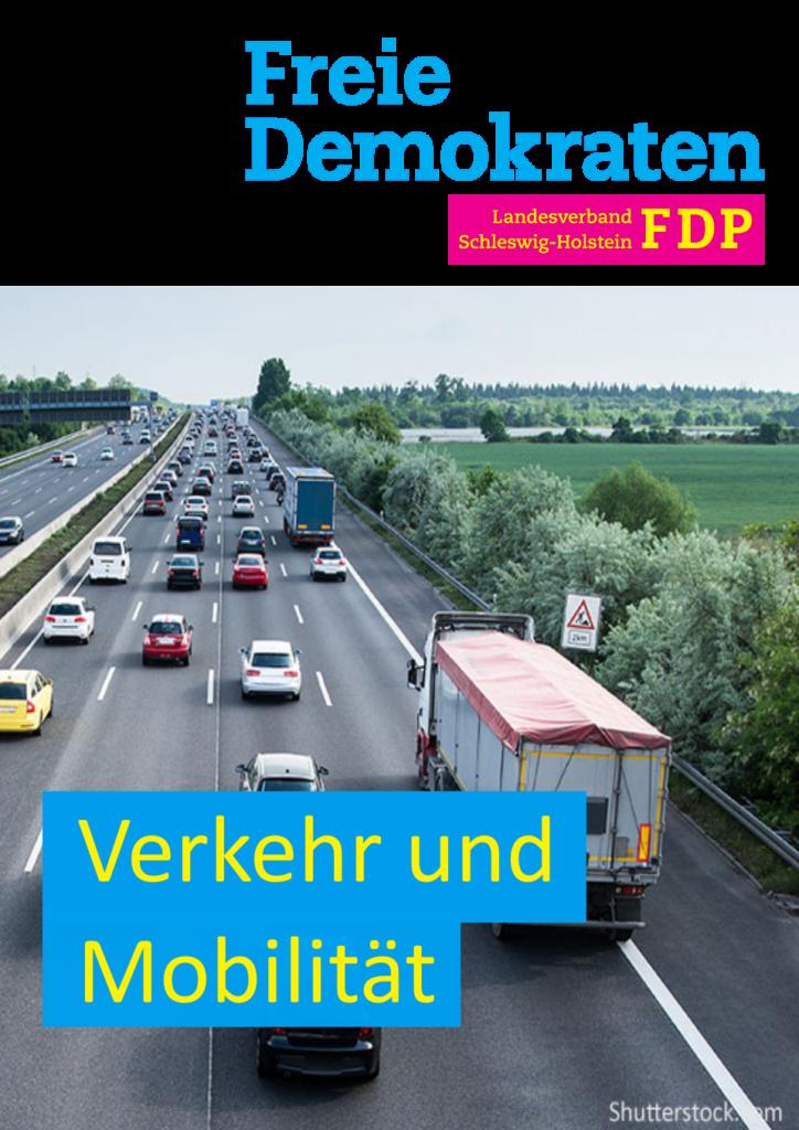 Book Cover: Verkehr und Mobilität