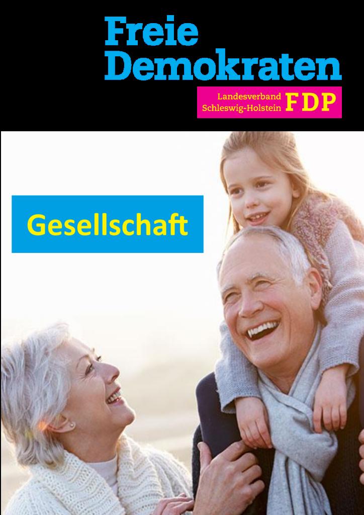 Book Cover: Gesellschaft